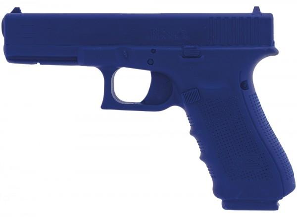 BLUEGUNS Trainingswaffe Glock 17 Gen 4