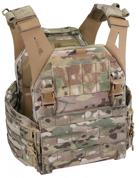Warrior Low Profile Plate Carrier V1