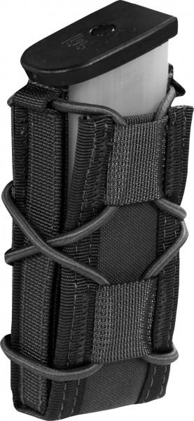 Warrior 9mm Single Quick Magazintasche Schwarz
