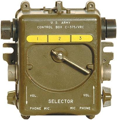 US Schaltkasten C-375/VRC Gebraucht