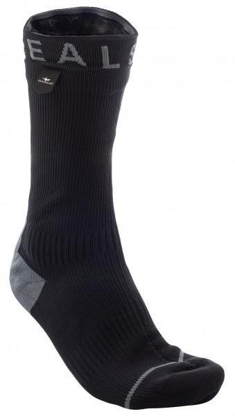SealSkinz Waterproof All Weather Mid Sock Hydrostop