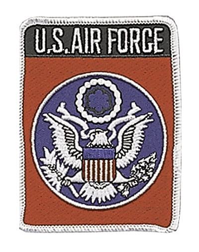 US Textilabzeichen Air Forces
