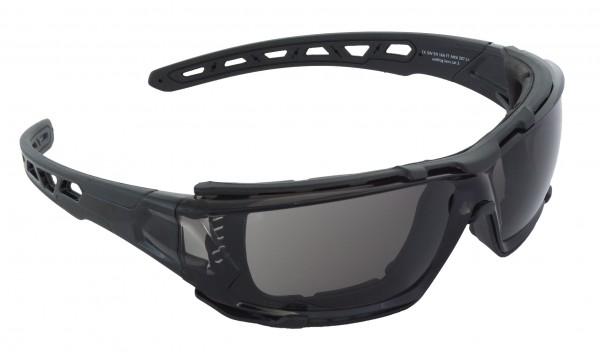 SwissEye Tactical Brille Net Schwarz
