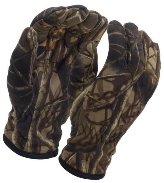 Jagd Handschuhe Wild trees