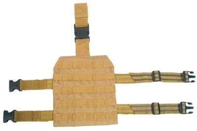 Mil-Tec Modular Beinplatte Coyote