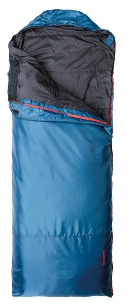 Snugpak Schlafsack Travelpak Traveller Petrol Blue
