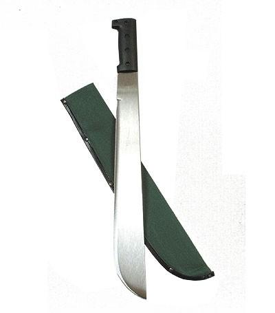 Machete Stahl mit Scheide