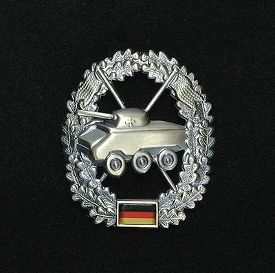BW Barett Abzeichen Panzeraufklärung Metall