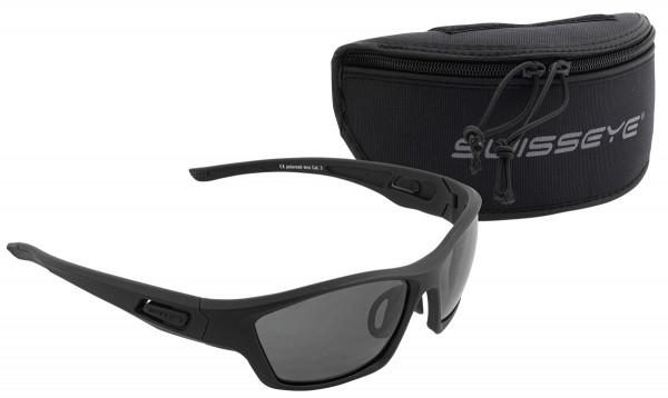 SwissEye Tactical Tomcat Schiessbrille Smoke Polarized