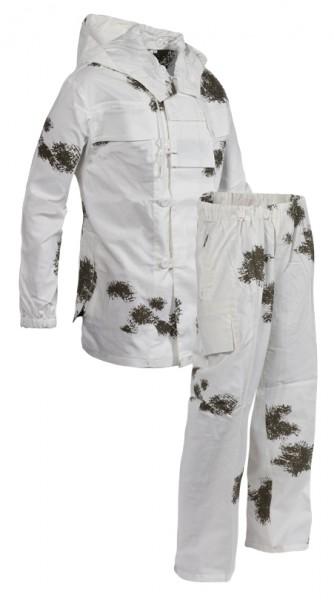BW Schneetarn Anzug 2-teilig