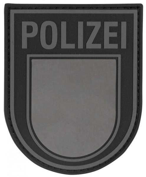 3D Ärmelabzeichen Polizei Thüringen (Blackops)