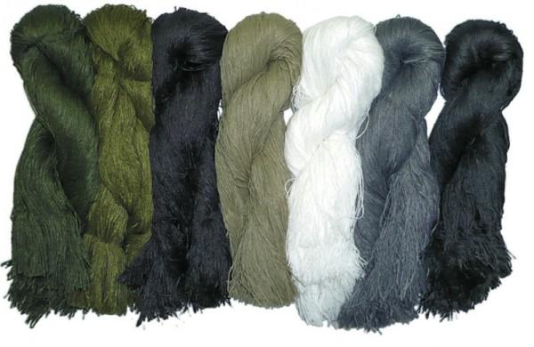 Mil-Tec Ghillie Tarnfaden Kit (7 Farben)