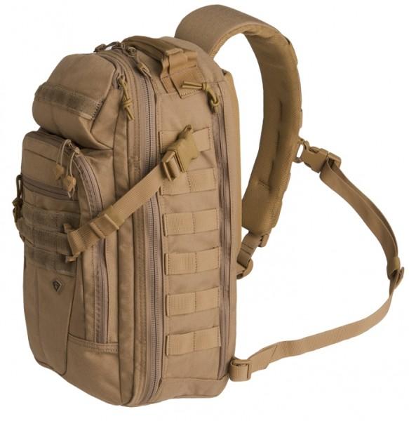 First Tactical Crosshatch Sling Bag