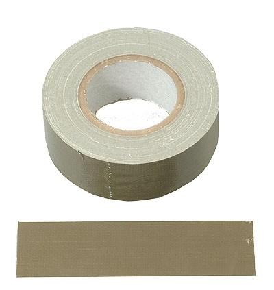 Gewebeklebeband Oliv 50m/Rolle 50 mm Br.
