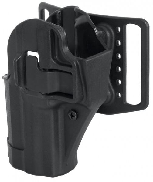 BLACKHAWK CQC Holster HK P30 Schwarz - Links