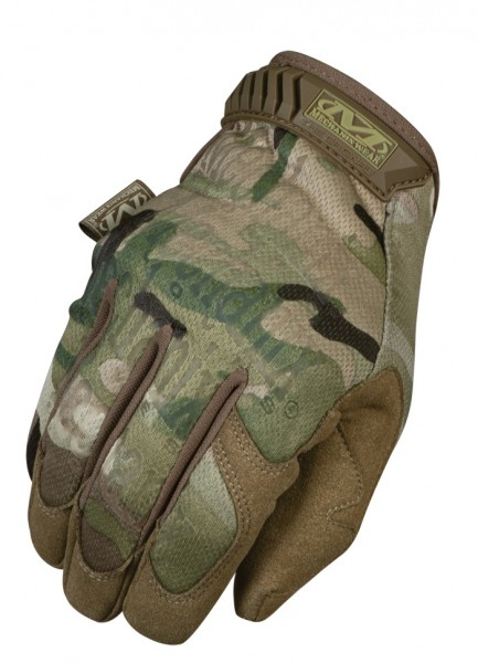 Handschuhe Mechanix Original Multicam