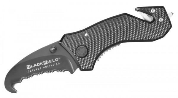 BlackField Rettungsmesser RPK Claw