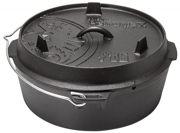 Petromax Feuertopf Dutch Oven ft6-t (ohne Füße)