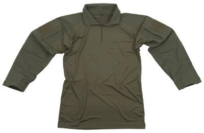 Mil-Tec Tactical Shirt Oliv