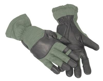 Handschuhe Kevlar Action Gloves Oliv