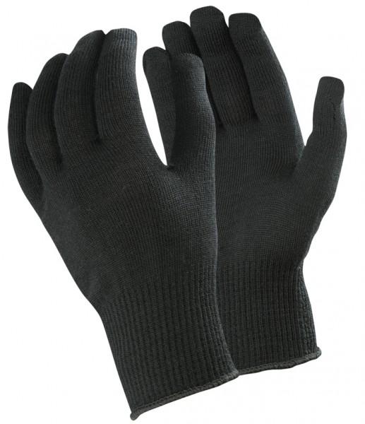 Handschuhe SealSkinz Thermal Liner Schwarz