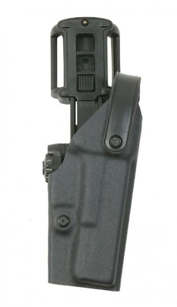 Radar Dienstholster 3D-Steg Glock 17/19 - Rechts