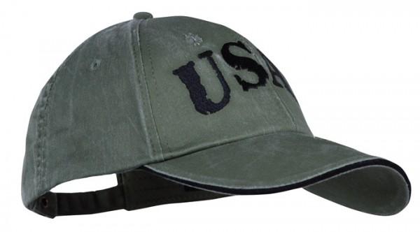 Baseball Cap Oliv 3-D USAF