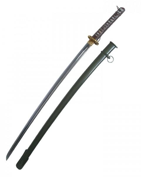 Japanischer Unteroffiziers Samurai