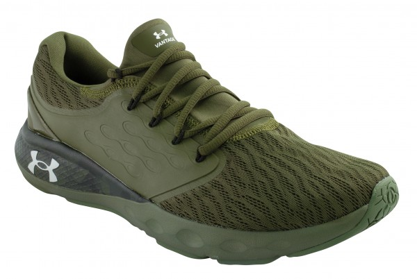 Under Armour Charged Vantage Camo Laufschuh