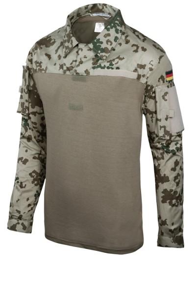 Köhler Combat Shirt Tropentarn
