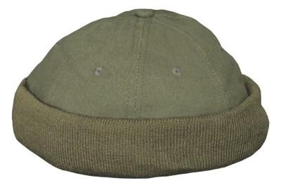 Short Cap Oliv (ohne Schild)