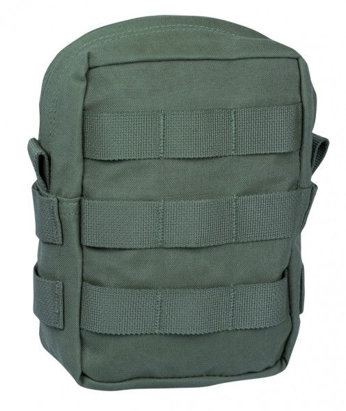 Warrior Small Molle Medic Pouch Oliv