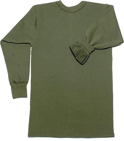 BW Winter Unterhemd Plüsch Gebraucht