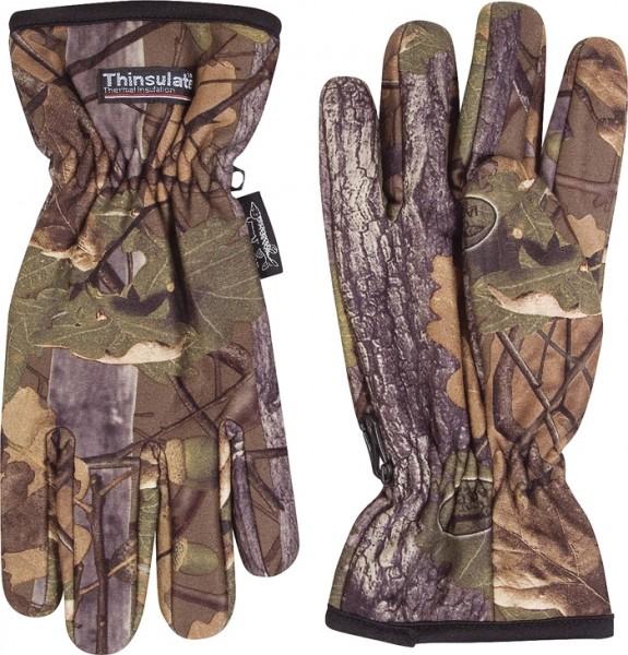 Jagd Handschuh Jack Pyke Fleece Englisch Oak