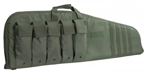 Rifle Case mit Tragegurt Oliv 100cm