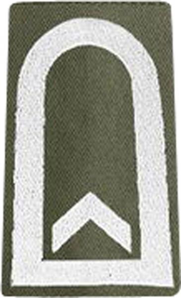 BW Rangschl. Feldwebel Heer Oliv/Silber