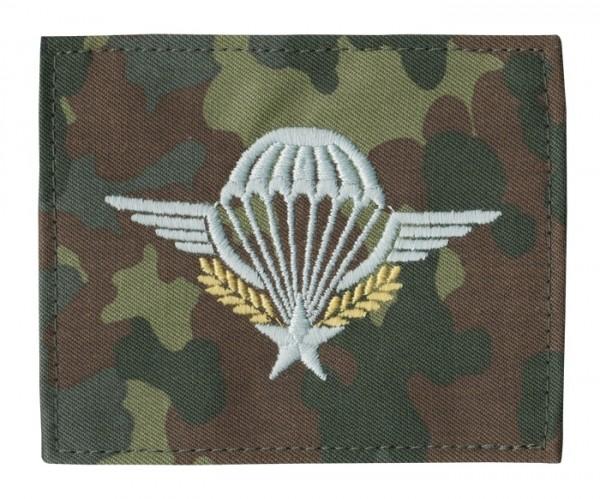 Französisch. Fallschirmspringerabz. Flecktarn