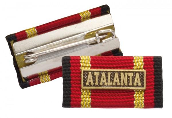 Bandschnalle Auslandseinsatz ATALANTA Bronze
