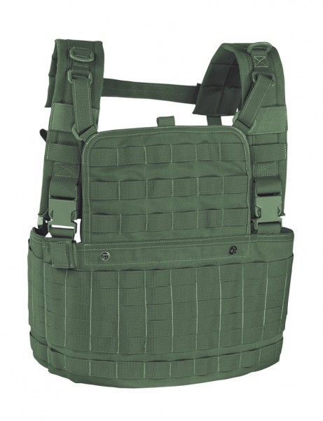 Warrior EO 901 Chest Rig Oliv