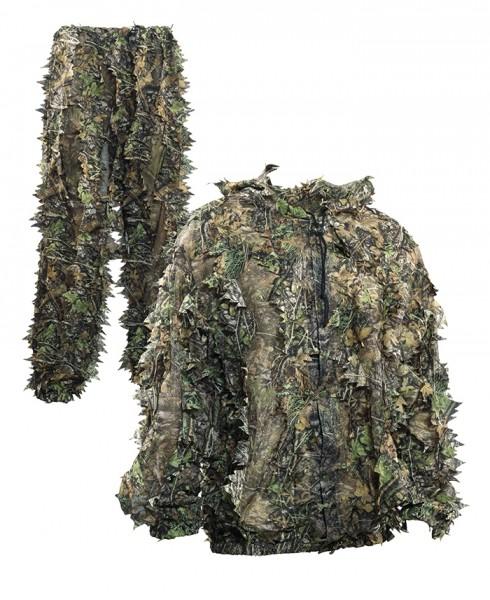 Deerhunter Sneaky 3D Ghillie Suit Laubtarn