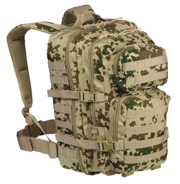 US Assault Pack Large Tropentarn