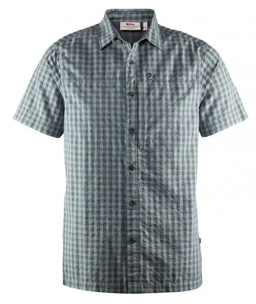 Fjällräven Svante Seersucker Shirt Kurzarm