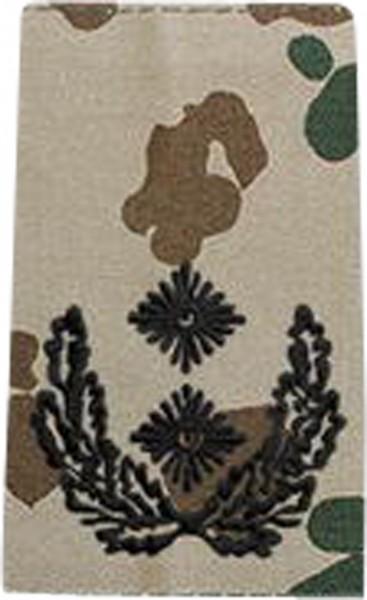 BW Rangschl. Oberstleutnant Tropentarn/Schwarz