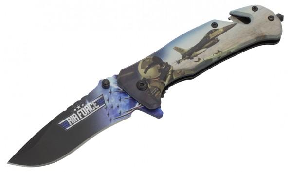 Albaionx Rettungsmesser 3D Print AIR FORCE