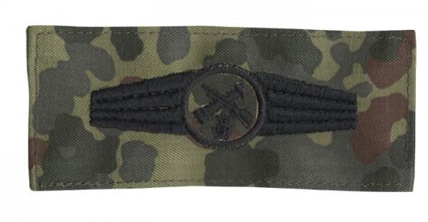 BW Tätigkeitsabz. Rohrwaffenpersonal Tarn/Schwarz