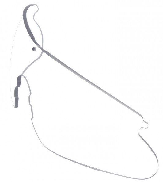 SwissEye Raptor Ersatz-/Wechselglas Klar