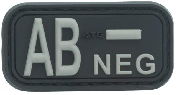 3D Blutgruppenpatch AB NEG