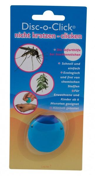 Click - Schnelle Linderung bei Insektenstichen