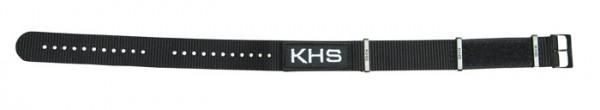 KHS Natoband X|TAC mit Titanschließe