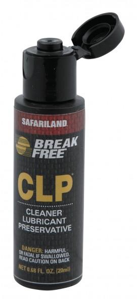 Synthetisches Waffenöl Break Free CLP 16 - 20 ml